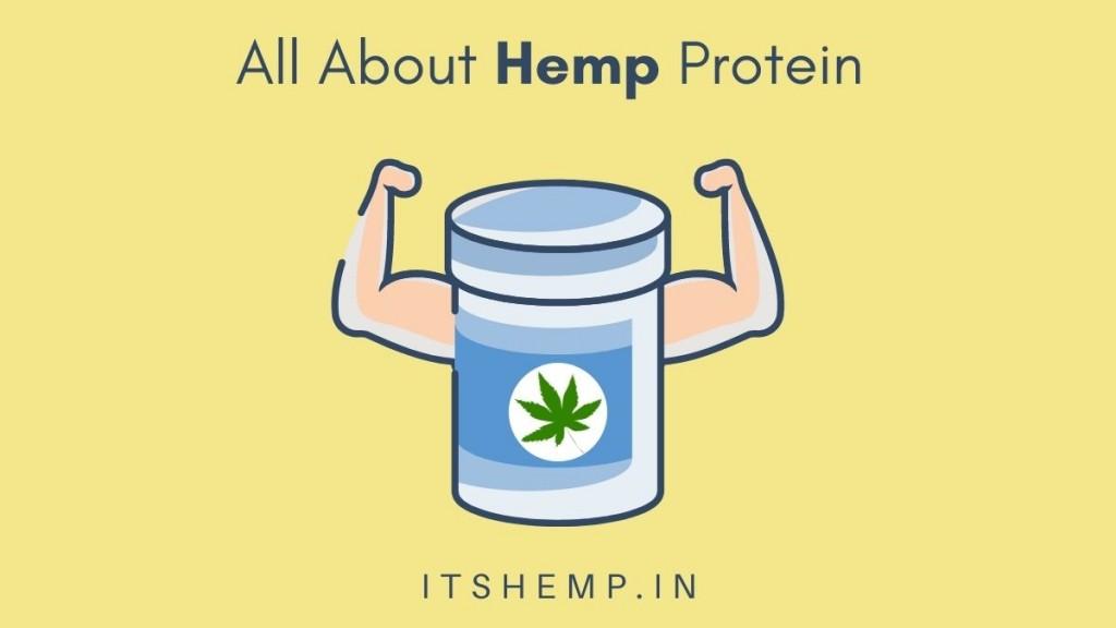 Buy Hemp Protein Powder in India