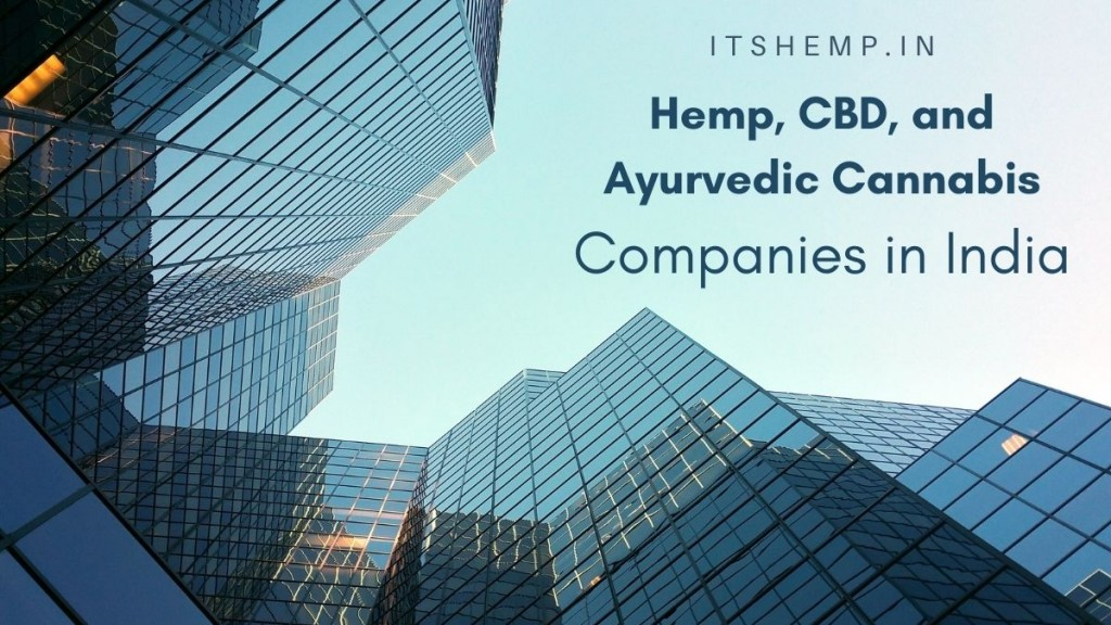 Hemp Companies in India