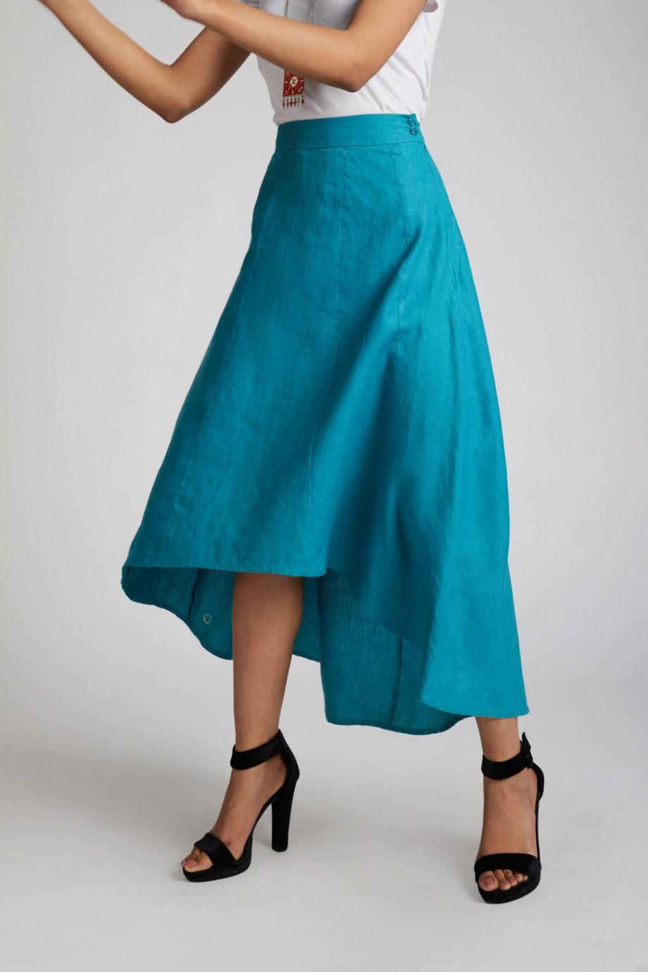 Sustainable living Hemp Skirt