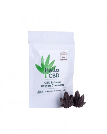 CBD Chocolate on Its Hemp