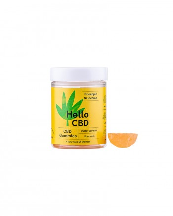CBD Gummies on Its Hemp