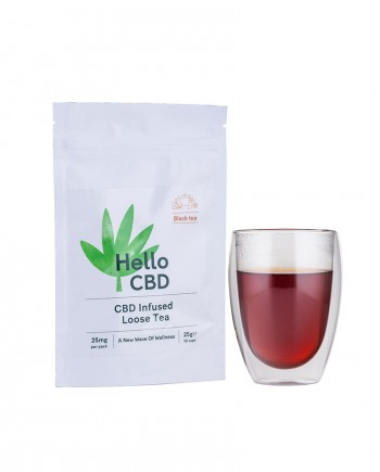 CBD Tea on Its Hemp