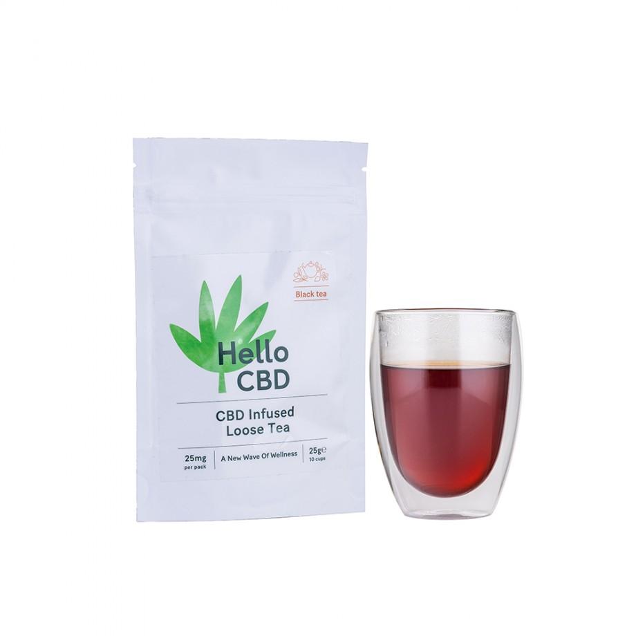 CBD Tea on Its Hemp