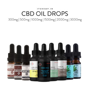CBD Oil for Sale in India