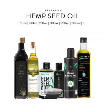 Buy Hemp Seed Oil on Its Hemp