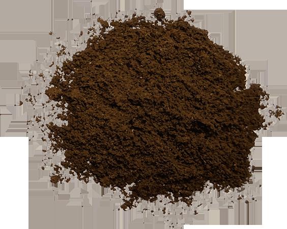 Hemp Seed Powder on Its Hemp