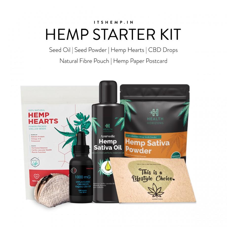 Hemp Starter Kit Its Hemp