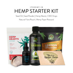 Hemp Starter Kit on Its Hemp