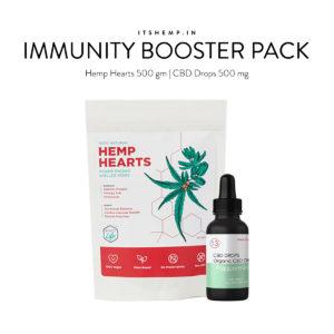 Hemp Immunity Booster Pack Basic