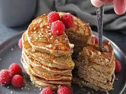 Hemp Powder Pancakes Recipe on Its Hemp