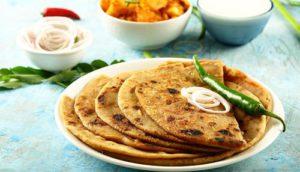 Hemp Powder Parantha Recipe on Its Hemp