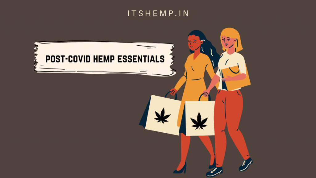 Cannabis Products to Use After COVID