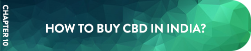 Chapter 10 How to buy CBD in India