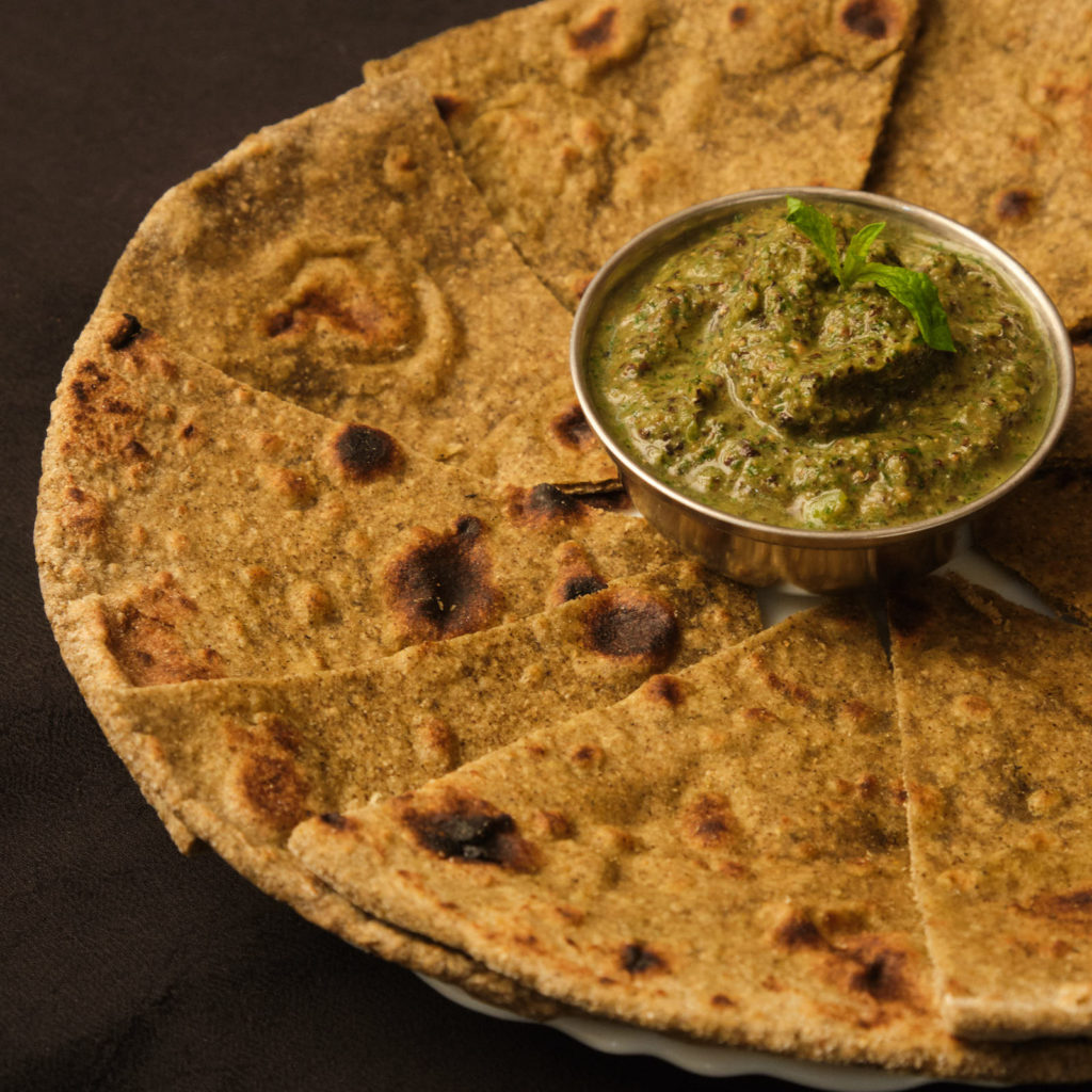 Hemp & Methi Parantha