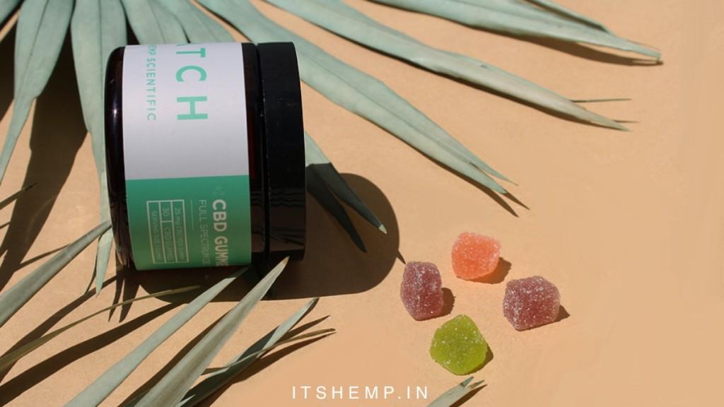 Buy CBD Gummies in India | ItsHemp
