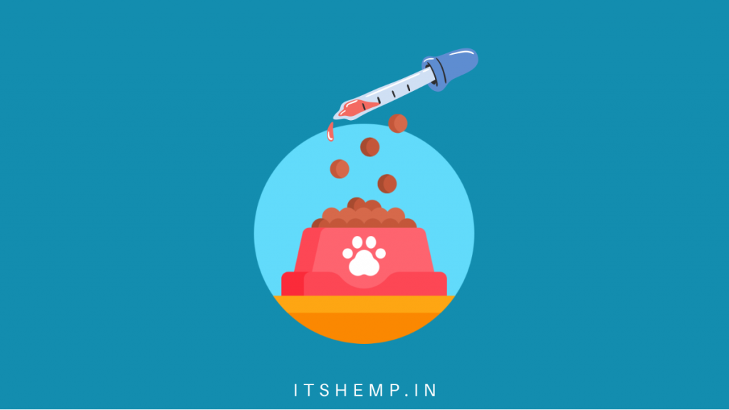 Buy CBD for Pets in India on ItsHemp