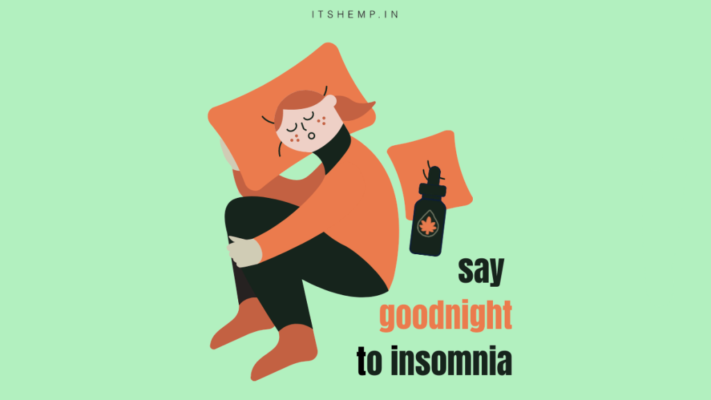 Buy CBD for Insomnia in India