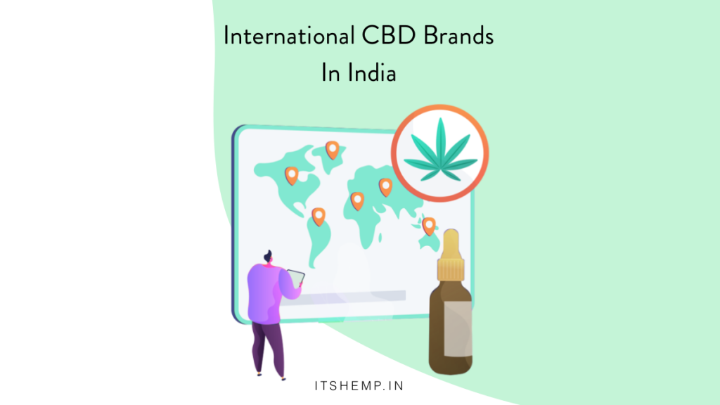 International CBD in India | ItsHemp