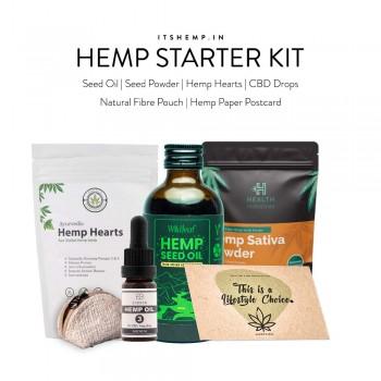 New Hemp Starter Kit on Its Hemp