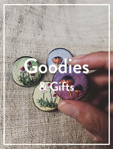 Hemp Goodies and Gift Items on Its Hemp
